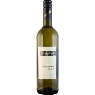 2018 Saulheimer Chardonnay feinherb - Weingut Schloßgartenhof