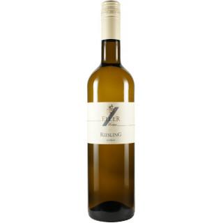 2017 Riesling Auslese trocken Orange Wine - Weingut Eller