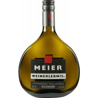 2017 Sonnenberg Silvaner trocken - Weingut Meier Schmidt
