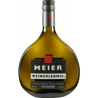 2018 Sonnenberg Silvaner trocken - Weingut Meier Schmidt