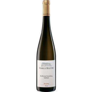 2015 Kinheimer Rosenberg Riesling Kabinett goldene Kapsel fruchtsüß - Weingut Markus Molitor