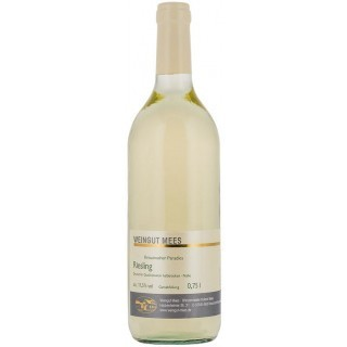 2015 Kreuznacher Paradies Riesling Qualitätswein QbA halbtrocken - Weingut Mees