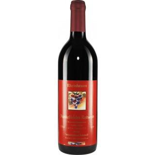 2015 Dunkelfelder Rotwein QbA mild - Weingut Schmidt