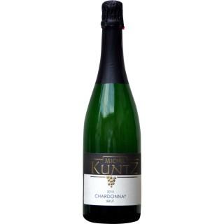2017 Chardonnay brut Winzersekt - Weingut Kuntz