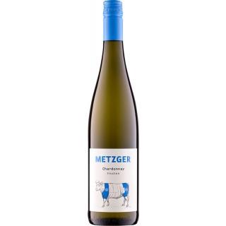 2018 Pastorenstück Chardonnay Trocken - Weingut Metzger