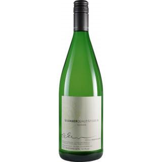 2020 Silvaner feinherb 1,0 L - Weingut Acker - Martinushof