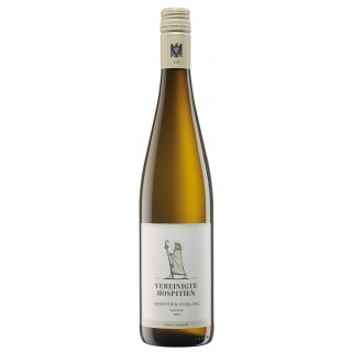 2018 Hospitien Riesling Qualitätswein VDP.Gutswein trocken - Weingut Vereinigte Hospitien