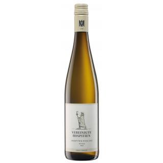 2019 Hospitien Riesling Qualitätswein VDP.Gutswein trocken - Weingut Vereinigte Hospitien
