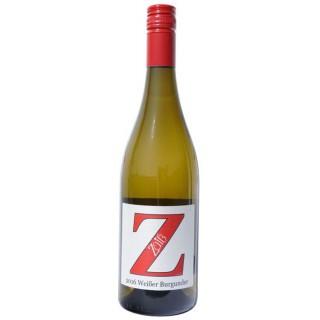 2016 Weißer Burgunder trocken - Weingut Zaiß