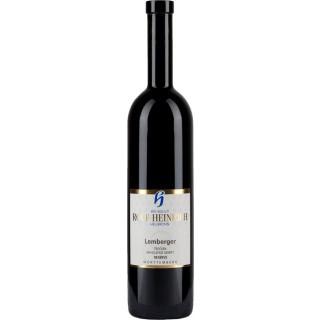 2015 Lemberger Qualitätswein trocken RESERVE - Weingut Rolf Heinrich