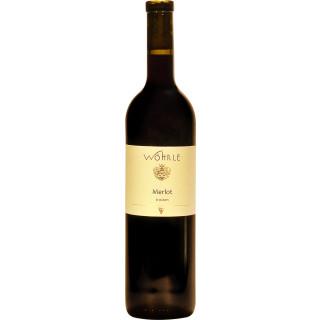 2016 Merlot trocken BIO - Weingut Wöhrle