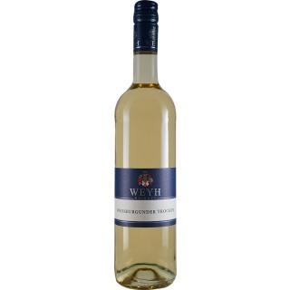 2018 Weißburgunder trocken - Weingut Weyh