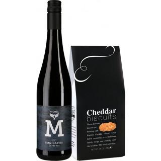 Käsekräcker Rotwein-Paket