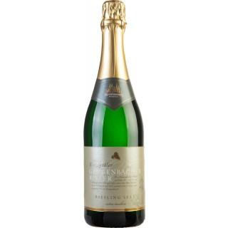 """""""Ritter"""" Riesling Sekt b.A. extra trocken - Weinmanufaktur Gengenbach"""