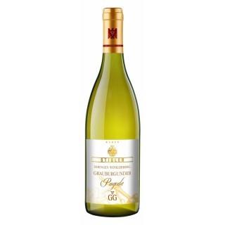 2016 Ihringen Winklerberg Grauer Burgunder Pagode Großes Gewächs trocken - Weingut Stigler