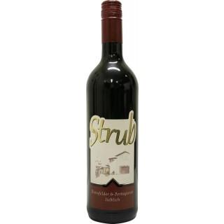 2016 Portugieser und Dornfelder Rotwein lieblich - Weingut Walter Strub
