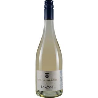 2018 L-Secco Weißer Burgunder Qualitätsperlwein b.A. Trocken - Weingut Dr. Leimbrock
