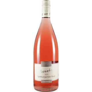 2018 Spätburgunder Rosé 1L - Wein- und Sektgut Rosenhof
