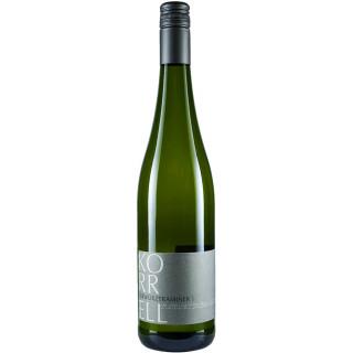 2019 Gewürztraminer Spätlese fruchtig - Weingut Korrell