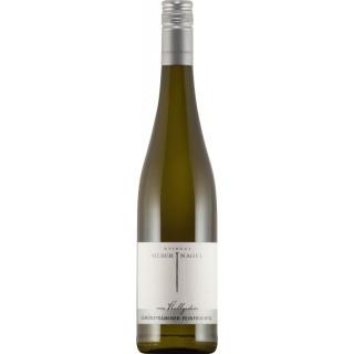 """2019 Gewürztraminer """"vom Kalkgestein"""" feinfruchtig feinherb - Weingut Silbernagel"""