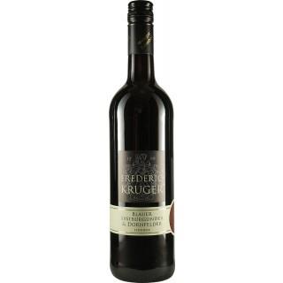 2018 Blauer Spätburgunder & Dornfelder halbtrocken - Weingut Zehnthof Kruger