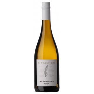 2019 Weißer Burgunder feinherb - Weingut Studier