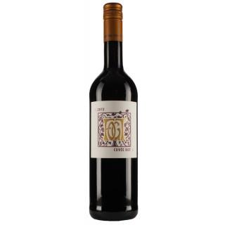 2016 Cuvée Rot QbA trocken - Weingut Fogt