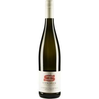 2015 Gewürztraminer Spätlese lieblich - Weingut Stübinger
