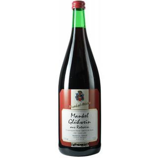 Glühwein rot 1,0 L - Weingut Mankel