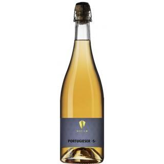 2017 Portugieser Rosé Sekt -S- trocken - Weinhaus Schild & Sohn