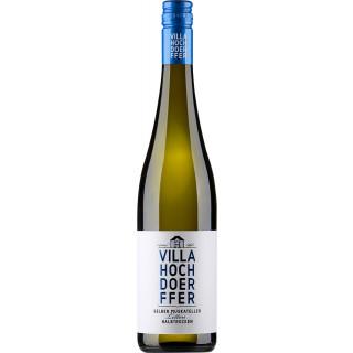 2019 Gelber Muskateller Mini halbtrocken 0,25 L - Weingut Villa Hochdörffer