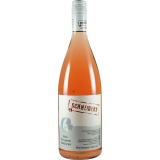 2016 Portugieser Weißherbst QbA feinherb 1L - Weingut Weinmanufaktur Schneiders