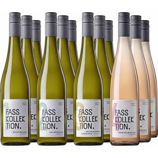 12er Kaiserstuhl-Paket - Weingut Fasskollektion