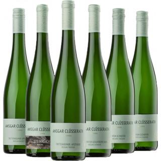 Riesling Jahrgangsverkostungs-Paket - Weingut Ansgar Clüsserath