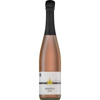 2018 PHILIPPUS Secco Rosé BIO - Weingut Weinreuter