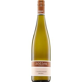 2019 Chardonnay trocken - Weingut Zöller