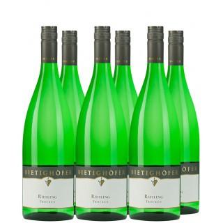 Bietighöfer Riesling Liter Paket