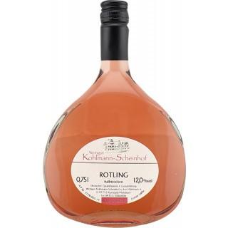 2019 Rotling halbtrocken - Weingut Kohlmann-Scheinhof