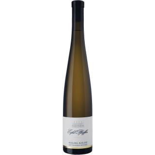 2015 Trittenheimer Apotheke Riesling Auslese edelsüß 0,5 L - Weingut Eifel-Pfeiffer