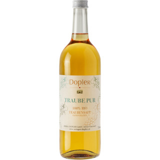 Traube PUR - Weingut Dopler