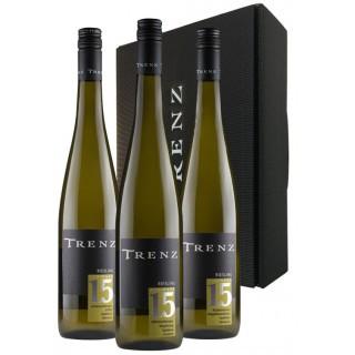 Spätlesepaket im Geschenkkarton - Weingut Trenz