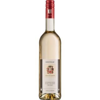 2016 Graf von Kanitz Spätburgunder Blanc de Noirs BIO trocken - Weingut Graf von Kanitz