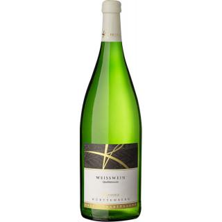 Weißwein halbtrocken 1,0 L - Privatkellerei Kümmerle