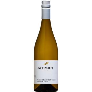 2018 Eichstetter Herrenbuck Weißer Burgunder QbA Trocken BIO - Ökologisches Weingut Schmidt