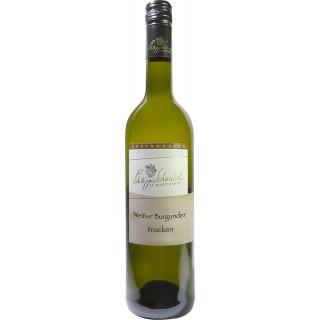 2019 Weißer Burgunder trocken - Weingut Philipp Schnabel