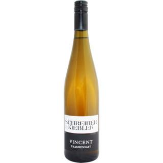 Vincent weisser Traubensaft - Weingut Schreiber-Kiebler