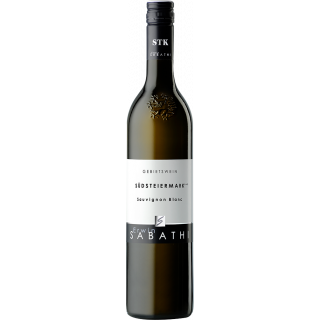 2018 Südsteiermark DAC Sauvignon Blanc trocken - Weingut Erwin Sabathi
