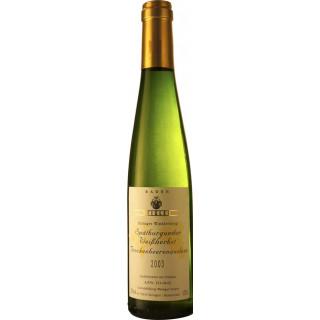 2009 Ihringen Winklerberg Spätburgunder Weißherbst Trockenbeerenauslese edelsüß 0,375 L - Weingut Stigler