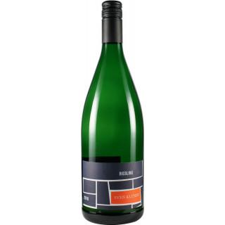 2018 Riesling feinherb 1L - Weingut Klundt