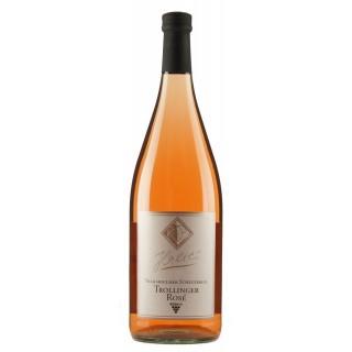 2019 Trollinger Rosé feinherb Bio 1,0 L - Weingut Halter